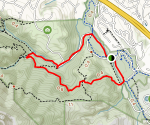 Deer Hollow Farm Trail Loop Map