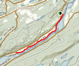 McDade Trail South Map