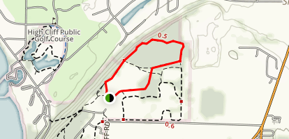 Forest Management Trail Map