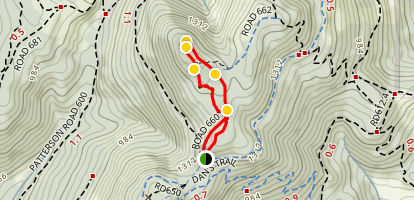 Hydra / Beautiful Trail Loop Map