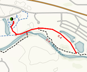 Eagle Pathways Trail Map