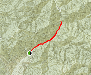 Loon Creek Trail Map