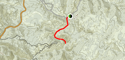 Crooked River Trail Map