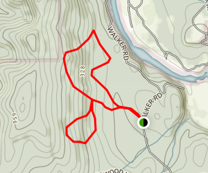 Leiffer and Elisworth Loops Map