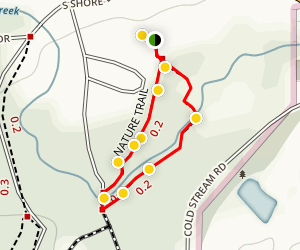 The Nature Trail Map
