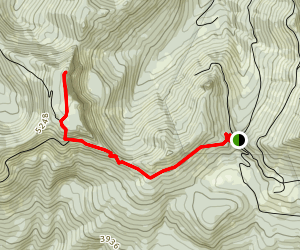Lowder Mountain Trail Map