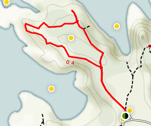 Cypress Grove Trail Map