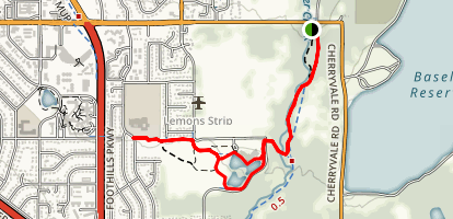 Bobolink Trail Map