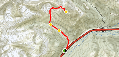 Mount Bethel Trail Map