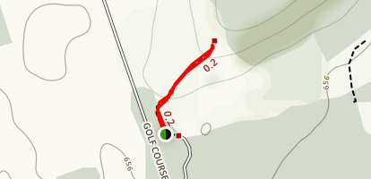 Sager Conservation Area Trail Map