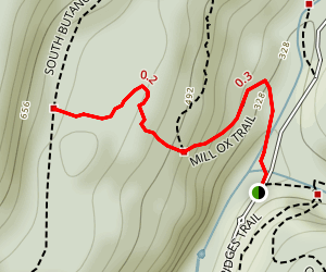 Mill Ox Trail Map