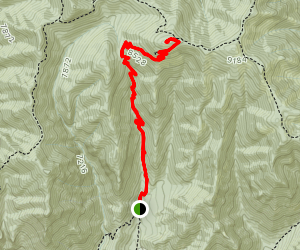 Monte Vista Trail Map