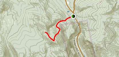 Avalon Trail to Wiley Range Trail Map
