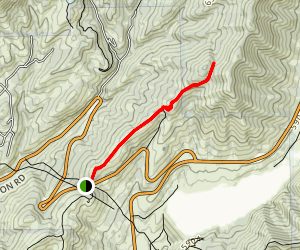 Little Mountain Trail Map