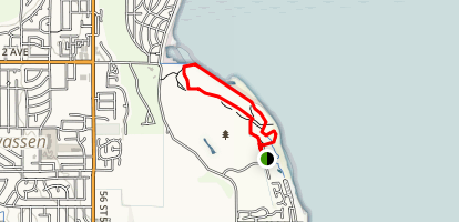 Boundary Bay Map