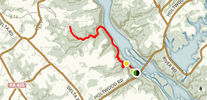 Mason-Dixon Trail Map