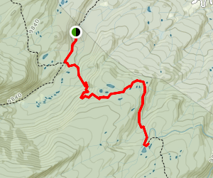 Kettle Ponds Map