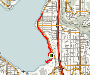Coulon Beach Park Trails Map