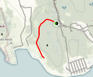 Nasketucket Bay State Reservation Trail Map