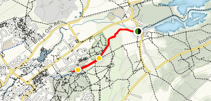 Fordwich Village - Easy Access Trail Map