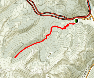 Guller Creek Trail Map