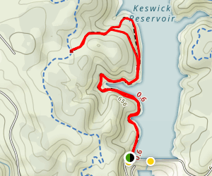 Fisherman's Trail Map