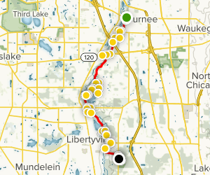 Des Plaines River Trail: Gurnee to Old School Forest ...