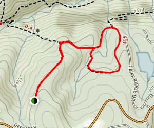 Frank Coggins Trail Map