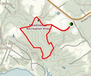 Meadowood Nature Conservatory Loop Map