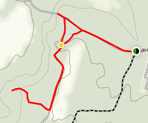 Queen's River Preserve Trail Map
