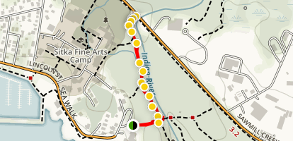 Riverview Trail  Map