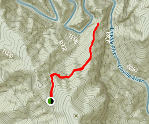 Babel Tower Trail Map