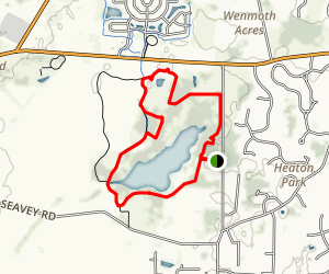 Nelson Lake Loop Map