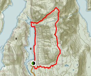 Swan Falls Loop Trail Map