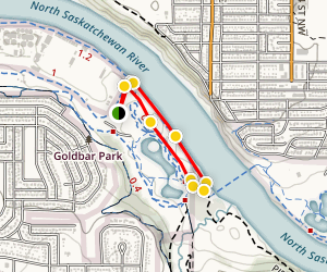Gold Bar Riverside Loop Trail Map