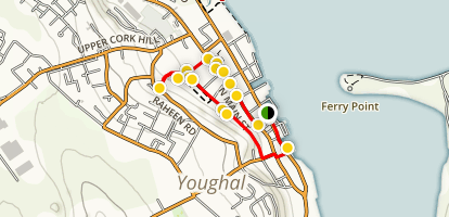 Youghal Heritage Trail Map