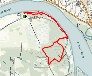 Derby Reach Regional Park Map