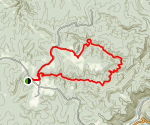 John Litton Farm Loop Map