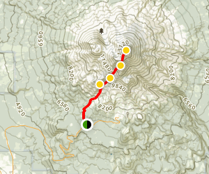 Mount Shasta Trail Map