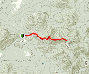 Jay Mountain Trail Map