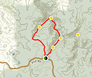 Millbrook Trail Map