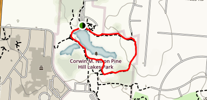 Pine Trails Map