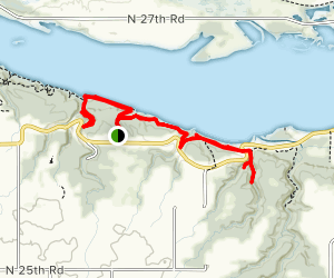 East Canyons Trail Map