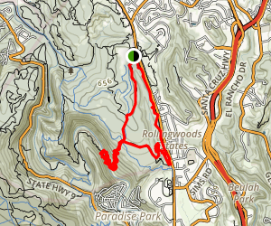 Graham Hill Trail Map
