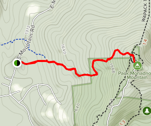The Raymond Trail Map