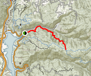 Lime Kiln Trail Map