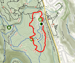 Pine Trail Map