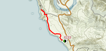 Kortum Trail Map