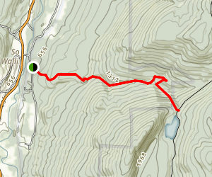 Homer Stone Trail Map