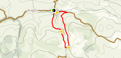 The Piers Loop Trail Map